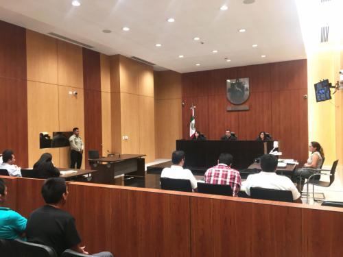 Sentenciados por homicidio calificado y robo calificado cometido con violencia