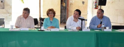 Realizan seguimiento de las acciones de mejora en Conversatorio sobre el Sistema de Justicia Penal Acusatorio