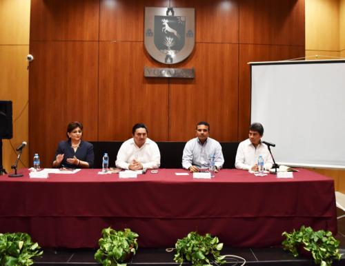 Las experiencias del sistema penal de Yucatán son ejemplo para otros estados y países
