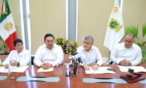Anuncia Poder Judicial del Estado de Yucatán actividades por 100 años de la Constitución local